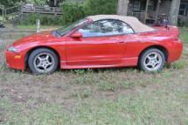 1998 Mitsubishi Eclipse Spyder GS