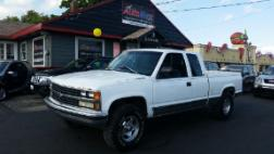 1996 GMC Sierra 1500 Club Cpe 141.5