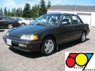 1990 Honda Civic EX