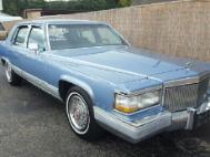 1991 Cadillac Brougham Base