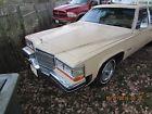 1982 Cadillac Fleetwood Brougham Base
