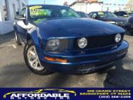 2007 Ford Mustang 2Dr