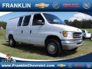 2001 Ford E-Series Van E-350 SD