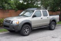 2002 Nissan Frontier XE-V6