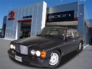 1997 Bentley Brooklands sedan