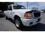 2004 Ford Ranger Edge Deluxe