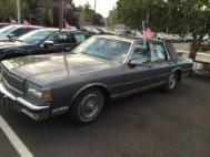1988 Chevrolet Caprice Brougham