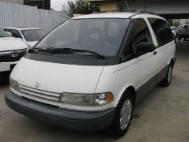 1993 Toyota Previa Deluxe