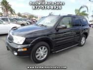 2004 Buick Rainier CXL Plus