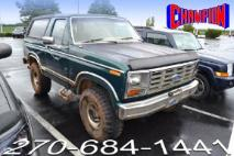 1983 Ford Bronco Base