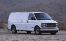 1991 Chevrolet Chevy Cargo Van G10