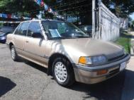 1989 Honda Civic LX