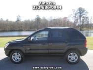 2005 Kia Sportage LX V6 4WD