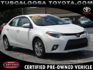 2014 Toyota Corolla LE Eco Plus