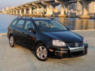 2009 Volkswagen Jetta SportWagen SE PZEV