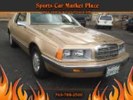 1986 Mercury Cougar Coupe