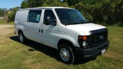 2009 Ford E-Series Van E-150