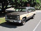 1984 Chevrolet Suburban C10