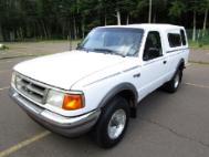 1996 Ford Ranger Reg Cab 113.9' WB XL 4WD