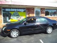 2007 Ford Fusion I-4 S