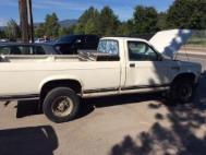 1987 Dodge Dakota Base