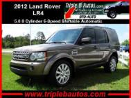 2012 Land Rover LR4 HSE LUX