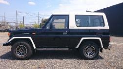 1987 Toyota Land Cruiser 4WD