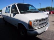 2000 Chevrolet Express Cargo Van G3500