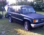 1990 Isuzu Trooper S
