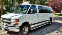 2001 Chevrolet Express LS Extended Wagon