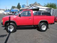 1993 Nissan Truck Base