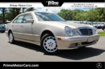 2002 Mercedes-Benz E-Class E320 4MATIC