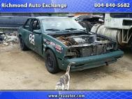 1986 Chevrolet Cavalier Base