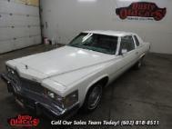 1978 Cadillac DeVille Runs Drives Body Int Good 425 Big Block Auto