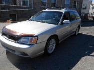 2004 Subaru Legacy L 35th Anniversary Edition