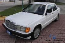 1993 Mercedes-Benz 190-Class 190E 2.6