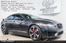 2013 Jaguar XF XFR-S