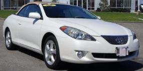 2007 Toyota Camry Solara SLE V6