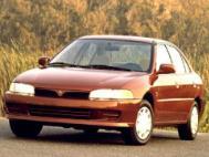2000 Mitsubishi Mirage DE