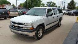 2003 Chevrolet Suburban 1500 LS