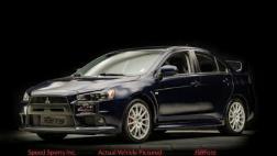2013 Mitsubishi Lancer Evolution GSR