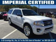 2016 Ford Expedition EL King Ranch