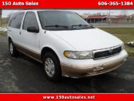 1997 Mercury Villager Nautica