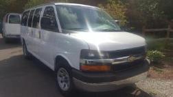 2010 Chevrolet Express LT 1500