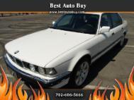 1993 BMW 7 Series 740iL