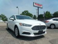 2013 Ford Fusion S