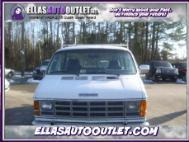 1990 Dodge Ram Wagon Base