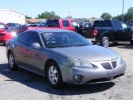 2007 Pontiac Grand Prix Base