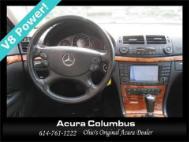 2007 Mercedes-Benz E-Class E550 4MATIC