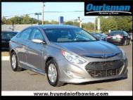 2011 Hyundai Sonata Hybrid Premium